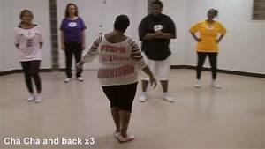 Wifey Line Dance - Instructions