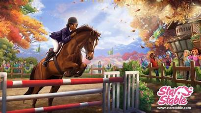Fall Stable Star Starstable Fan Soul Riders