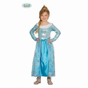 MagicBaloni Frozen Elza Kostum