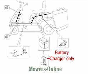 Mountfield Ride On Battery Charger Cb02 182180053  0 827m