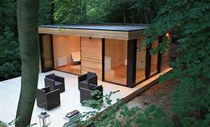 Backyard Office Of Desire Init Studios