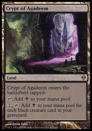magic the gathering dredge deck mono black mill concept casual multiplayer formats
