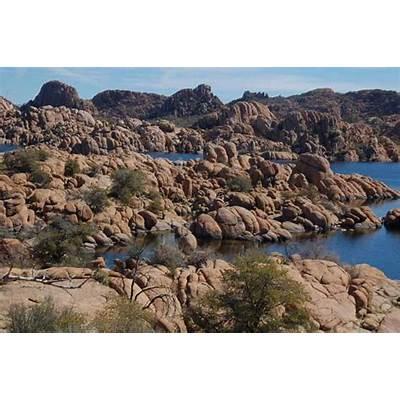 The Granite Dells Arizona