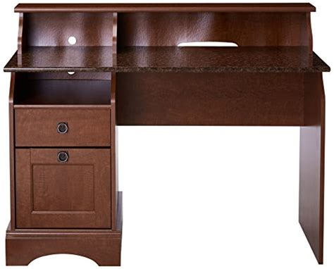 Sauder Graham Hill Desk Autum Maple by Sauder Graham Hill Desk Autumn Maple Finish