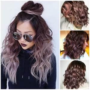 Couleur Cheveux Tendance 2017 : la meillure couleur de cheveux tendances 2017 votre coiffure ~ Melissatoandfro.com Idées de Décoration