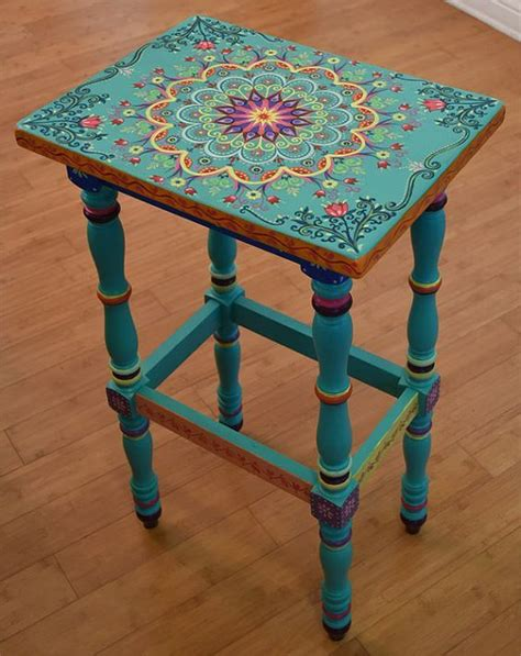 paint ideas for wood tables painted furniture ideas by kreadiy furniture ideas