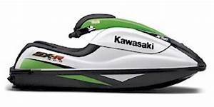 Kawasaki Jet Ski 800 Sx