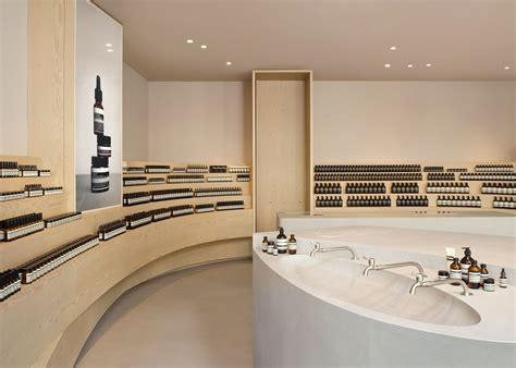 Interior Design Düsseldorf by Sn 248 Hetta Creates Hitheatre For Aesop D 252 Sseldorf Store