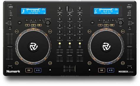 Numark Mixdeck Express Dj Controller W Cd & Usb Playback