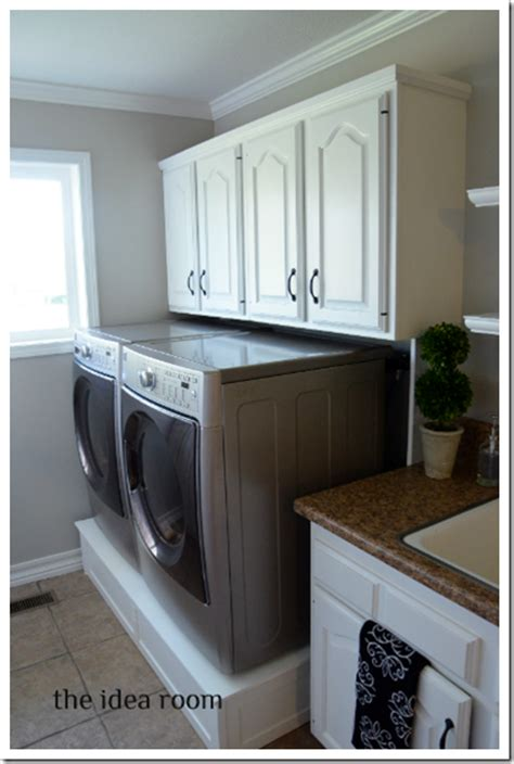 Kitchen Cabinets Idea - laundry room update lowes giveaway the idea room
