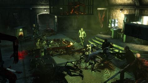 killing floor 2 vision first update for killing floor 2 contains a brand new map with a creepy fortress vg247