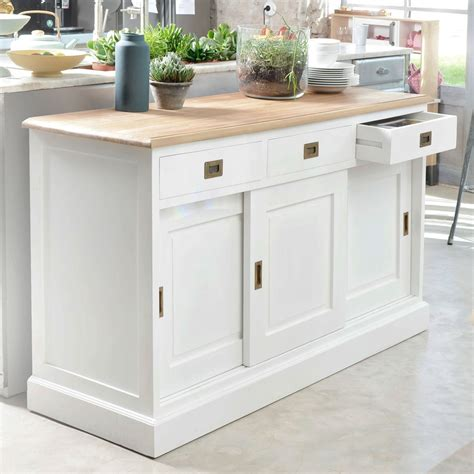Cottage Sideboard by White Sideboard Cottage Trio Design Teak Sideboard At