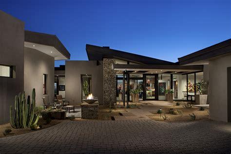 log homes interior designs project feature contemporary desert mountain estate phx architecture