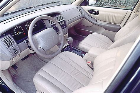 avalon toyota 1995 interior 1999 1994 99 xls japanese seats bucket caprice build autopolis