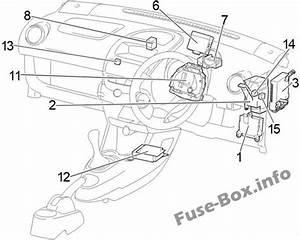 Fuse Box Diagram  U0026gt  Toyota Aygo  Ab10  2005