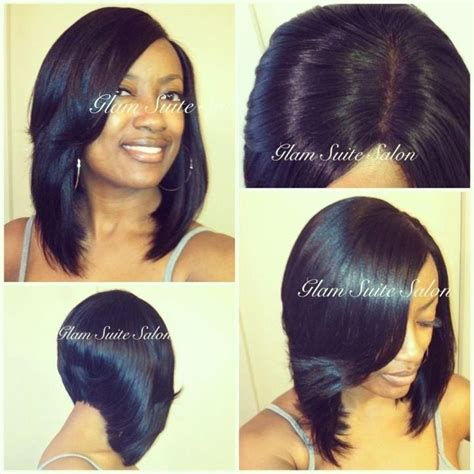 Sew In Hairstyles With No Hair Out by Image Result For Bob Sew In No Leave Out Hair