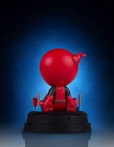 Gentle Giant Animated Deadpool Statue - The Toyark - News  Animated