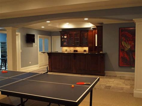 20 best Awesome Finished Basement Game Rooms! images on