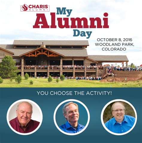 alumni day charis bible college