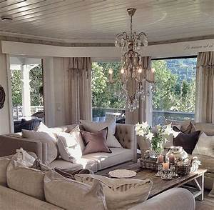 Adorable, Cozy, And, Rustic, Chic, Living, Room, For, Your, Beautiful, Home, Decor, Ideas, 101