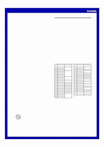 Specifications  City Code Table  Operation Guide 3220