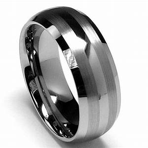 tungsten carbide rings for men With tungsten men wedding rings