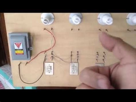 como conectar dos laras en serie instalaciones electricas youtube
