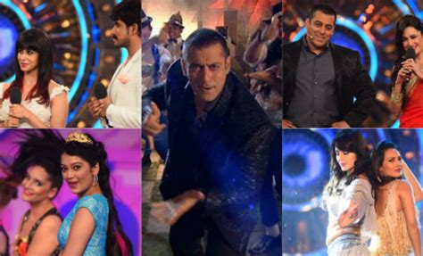 Bigg Boss 9 Review Salman Khan Is The Saving Grace Of An