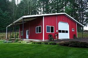 40x60 pole barn with living quarters cheap With 40x60 metal building with living quarters