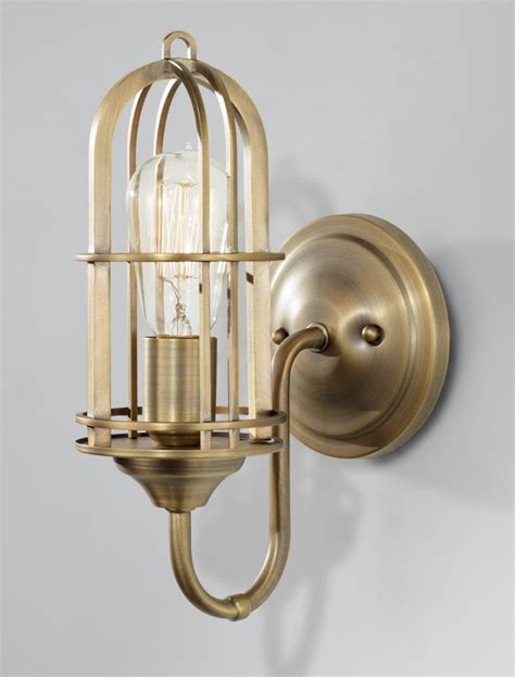 feiss one light antique brass antique brass die
