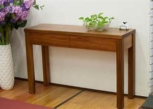 Australian Made Jessica Blackwood Hall Table Hall Tables