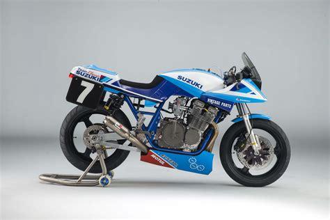 Classic Suzuki by Mmm Check This Suzuki Gsx1100sd Katana Race Bike