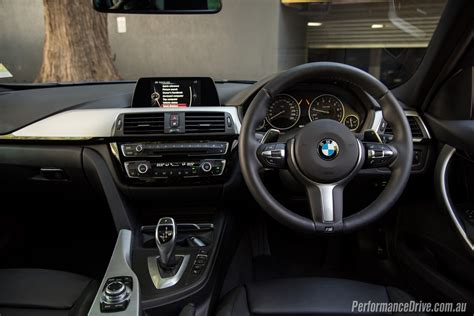 2016 bmw dashboard 2016 bmw 320i m sport review video performancedrive
