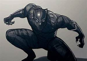 Black Panther Marvel Movie Bust - The Geekocracy
