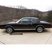1985 Chevrolet Monte Carlo Chevy