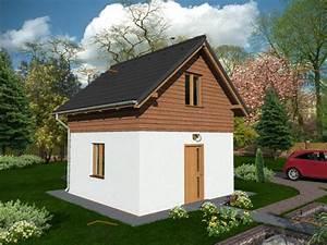 Zděná chata na klíč
