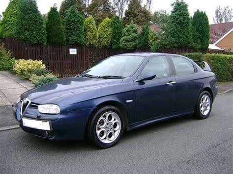 2001 Alfa Romeo 156  Pictures Cargurus