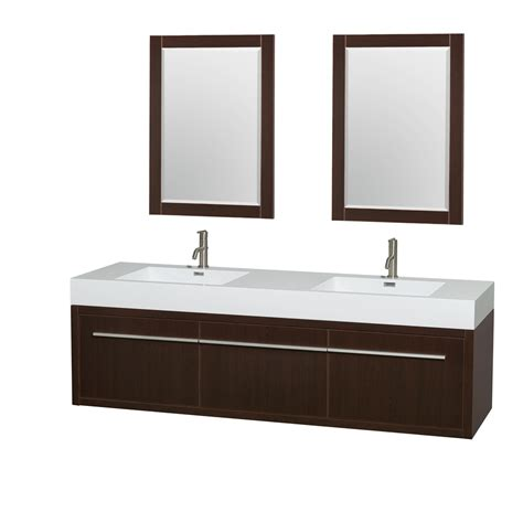integrated bathroom sink and countertop wyndham collection wcr430072desarintm24 axa 72 inch