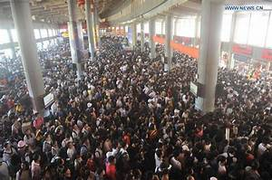 China witnesses travel rush during National Day holiday ...