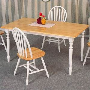 Butcher Block Kitchen Table And Chairs Marceladick com