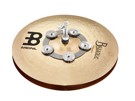 Meinl Ching Ring Hi-hat Cymbal Percussion Jingle Cring