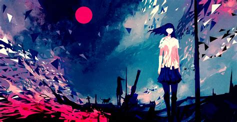 Anime Wallpaper Deviantart - deja vu by nanomortis on deviantart