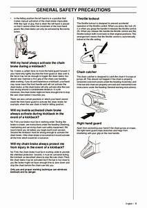 Husqvarna 61 268 272xp Chainsaw Owners Manual  2003 2004