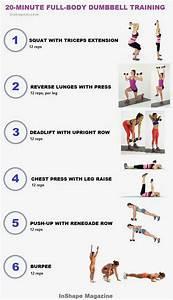 20 Minute Workout  Fullbodyworkouts