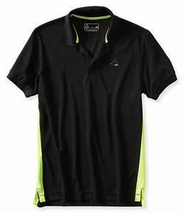 Aeropostale Mens A87 Wick Away Rugby Polo Shirt | Mens ...