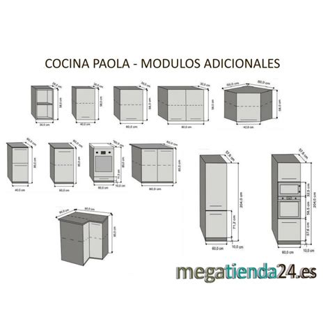 modulo alto  frigorifico megamuebleses compra