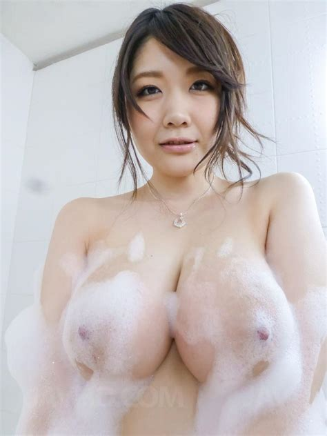 Watch Porn Pictures From Video Rie Tachikawa With Huge Tits In Soap Foam Rubs Cunt In Bathtub
