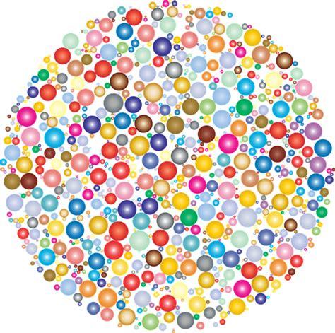 vector graphic colorful prismatic chromatic