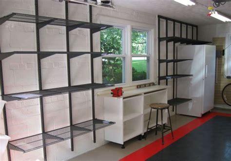 Garage Sinnvoll Einrichten by Umgebaute Garage Stauraum Ist Mangelware Bauemotion De