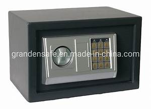 China Electronic Safe Box For Home And Office  G